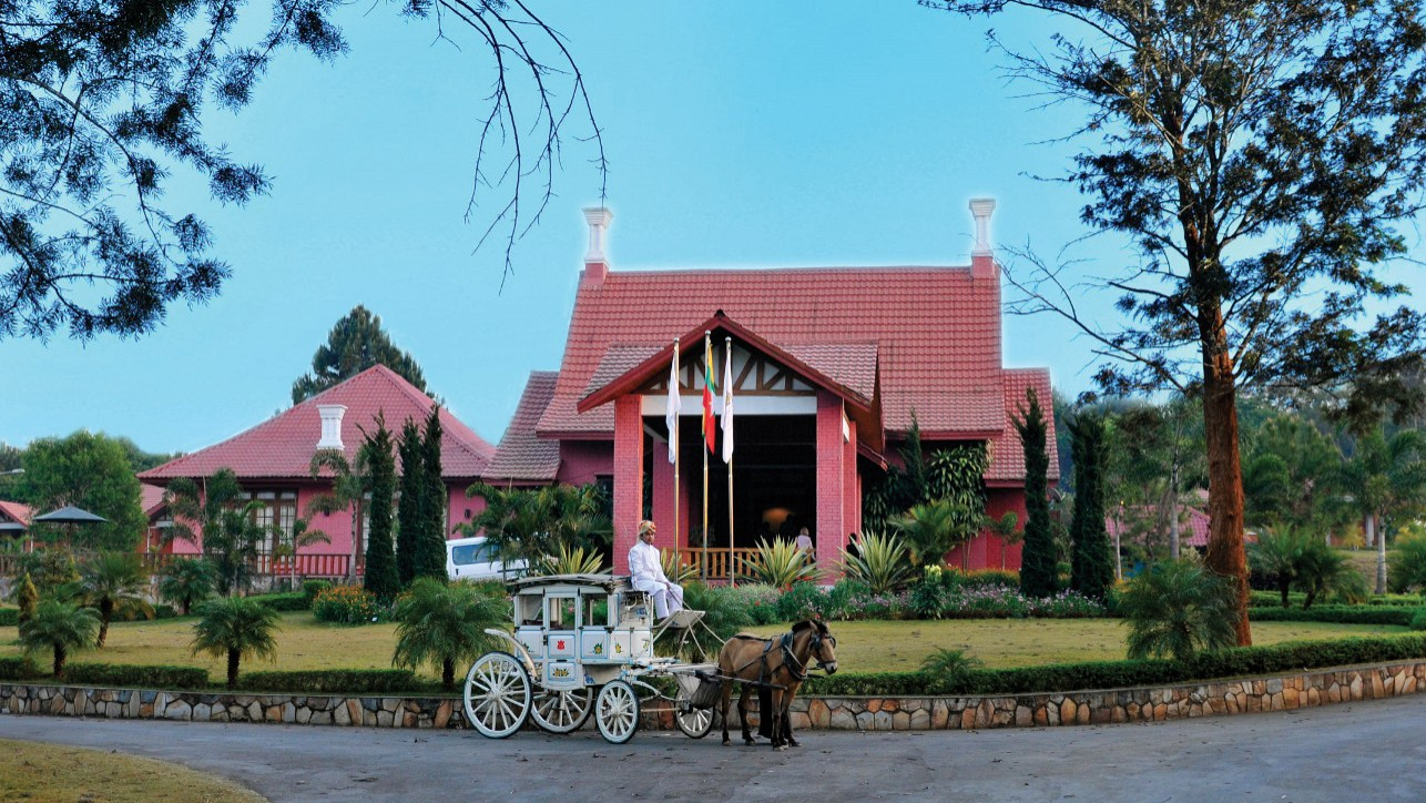 5 star Hotels in pyin oo lwin, Aureum resort pyin oo lwin